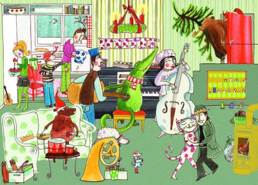 Am weihnachtsbaume franziska biermann